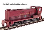Bldwn DS4-4-1000 LV #148 - HO-Scale