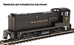 Bldwn DS4-4-1000 Rdng#716 - HO-Scale