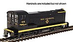 Dsl DS-4-4-1000 EL#2 bl/y - HO-Scale