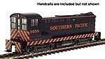 Diesel S-12 Ph I SP #2 - HO-Scale