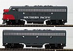 F7 Ph I Late A/B Set SP - HO-Scale