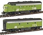 F9A/F9B RTR BN #788/773 - HO-Scale