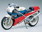 Honda VFR750R Bike -- Plastic Model Motorcycle Kit -- 1/12 Scale -- #14057