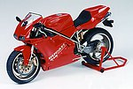 Ducati 916 Bike -- Plastic Model Motorcycle Kit -- 1/12 Scale -- #14068