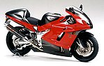 Yoshimura Hayabusa X-1 Bike -- Plastic Model Motorcycle Kit -- 1/12 Scale -- #14093