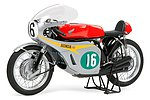 Honda RC166 GP Racer Bike -- Plastic Model Motorcycle Kit -- 1/12 Scale -- #14113
