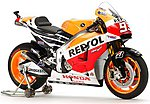 Repsol Honda RC213V'14 -- Plastic Model Motorcycle Kit -- 1/12 Scale -- #14130