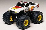 1/32 Monster Racer -- Mini 4wd Car -- #17009