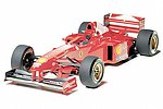 Ferrari F310B Formula Racecar Open Wheel F1 GP -- Plastic Model Car -- 1/20 Scale -- #20045