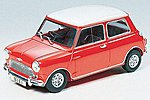 Mini Cooper 1275S Mk 1 Coupe -- Plastic Model Car Kit -- 1/24 Scale -- #24039