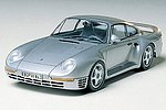 Porsche 959 Coupe Sportscar -- Plastic Model Car Kit -- 1/24 Scale -- #24065