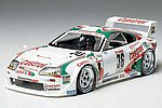Castrol Toyota Toms Supra GT Racecar -- Plastic Model Car Kit -- 1/24 Scale -- #24163