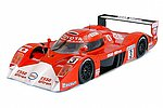 Toyota GT-One TS020 LeMans Racecar -- Plastic Model Car Kit -- 1/24 Scale -- #24222