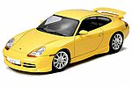 Porsche 911 Carrera GT3 Sportscar -- Plastic Model Car Kit -- 1/24 Scale -- #24229