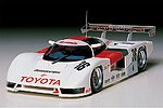 Toyota Tom's 84C Racecar LeMans -- Plastic Model Car Kit -- 1/24 Scale -- #24289