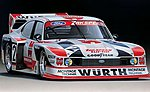 Ford Zakspeed Turbo Capri Gr.5 Wurth Racecar -- Plastic Model Car Kit -- 1/24 Scale -- #24329