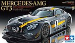 Mercedes AMG GT3 -- Plastic Model Car Kit -- 1/24 Scale -- #24345