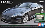 Aston Martin DBS w/ Photo Etched Sportscar -- Plastic Model Car Kit -- 1/24 Scale -- #25155