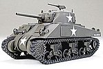 US M4 Sherman Early Production Tank -- Plastic Model Military Vehicle Kit -- 1/48 Scale -- #32505