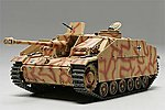 Sturmgeschutz III Ausf.G Early Version -- Plastic Model Military Vehicle Kit -- 1/48 Scale -- #32540