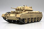 British Crusader Mk I/II Cruiser Tank -- Plastic Model Military Vehicle Kit -- 1/48 Scale -- #32541