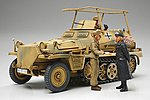 German Sd.Kfz.250/3 Greif -- Plastic Model Military Vehicle Kit -- 1/48 Scale -- #32550