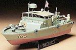 US Navy PBR31 MkII Pibber Boat -- Plastic Model Military Ship Kit -- 1/35 Scale -- #35150