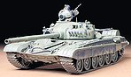 Russian T72M1Tank -- Plastic Model Military Vehicle Kit -- 1/35 Scale -- #35160