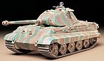 King Tiger Porsche Tank -- Plastic Model Military Vehicle Kit -- 1/35 Scale -- #35169