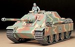 German Jagdpanther Late Version Tank -- Plastic Model Military Vehicle Kit -- 1/35 Scale -- #35203