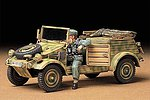 Kubelwagen Type 82 -- Plastic Model Military Vehicle Kit -- 1/35 Scale -- #35213