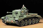 Cromwell Mk.IV Cruiser Tank -- Plastic Model Military Vehicle Kit -- 1/35 Scale -- #35221