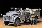 German Steyr 1500A -- Plastic Model Military Vehicle Kit -- 1/35 Scale -- #35225