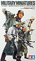 German Assault Infantry w/Winter Gear -- Plastic Model Military Figure Kit -- 1/35 Scale -- #35256
