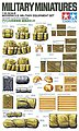 Modern U.S. Military Equipment Set -- Plastic Model Military Diorama Kit -- 1/35 Scale -- #35266
