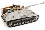 German Nashorn Heavy Tank Destroyer -- Plastic Model Military Vehicle Kit -- 1/35 Scale -- #35335