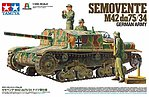 German Heavy Armored Car Sd.Kfz.234/1 -- Plastic Model Military Vehicle Kit -- 1/35 Scale -- #37019