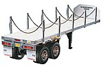 1/14 Flatbed Semi Trailer Kit