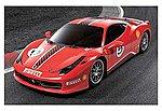RC Ferrari 458 Challenge TT02