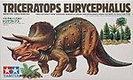 Triceratops Eurycephalus Dinosaur -- Plastic Model Dinosaur Kit -- 1/35 Scale -- #60201