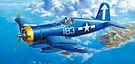 Vought F4U-1D Corsair -- Plastic Model Airplane Kit -- 1/32 Scale -- #60327