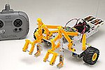 BOBOT CONSTRUCTION SET R/C