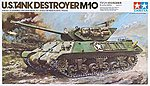 US Tank Destroyer M10 -- Plastic Model Military Vehicle Kit -- 1/35 Scale -- #89554