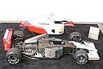 McLaren MP4/6 Honda Racecar GP F1 Formula -- Plastic Model Car Kit -- 1/12 Scale -- #89721