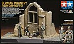 German Infantry Italian '43 Campaign -- Plastic Model Military Figure Kit -- 1/35 Scale -- #89742