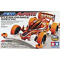JR Aero Avante Orange Special AR Chassis -- Mini 4wd Car -- #95083