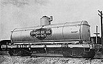 Tank Car Standard Oil - HO-Scale