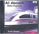 All Aboard Data Express Version 1.0.0 for Windows -- Model Railroad Software -- #15172