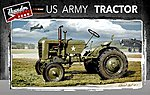 1/35 WWII US Military VA1 Tractor