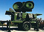Hawk MIM-23B AN/MPQ-46 Target Illuminator Radar -- HO Scale Model Roadway Vehicle -- #87078